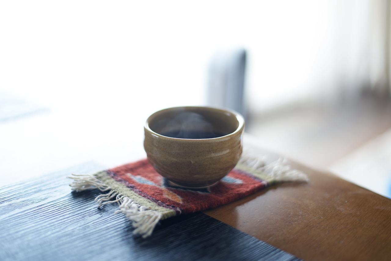 ヒュッゲを彩る、手作りの陶芸器